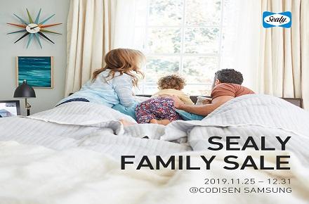 2019 페밀리세일 - 코디센 삼성점