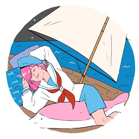 선상 위의 항해사